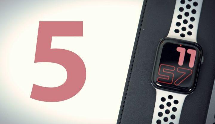 Новые смартчасы Apple Watch Series 5: функции, дизайн, цена