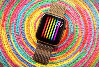 Новыми смартчасами Apple может стать модель Watch Series 4.5