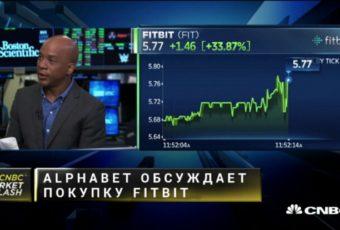 Холдинг Alphabet, владеющий интернет-гигантом Google, готов выкупить Fitbit