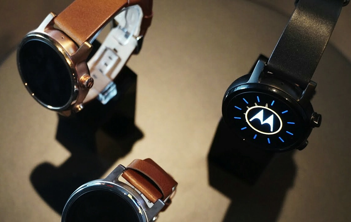 Коллекция часов Moto 360 (2019)