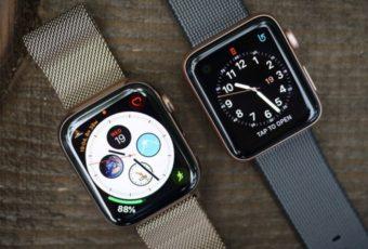 Новое поколение Apple Watch может получить встроенный в экран сенсор Touch ID