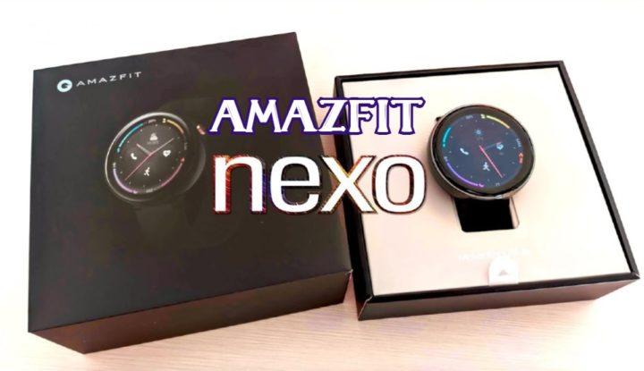 Обзор смартчасов Amazfit Nexo – характеристики и функции