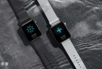 Xiaomi нагло скопировал Apple Watch и первым переделал интерфейс Wear OS