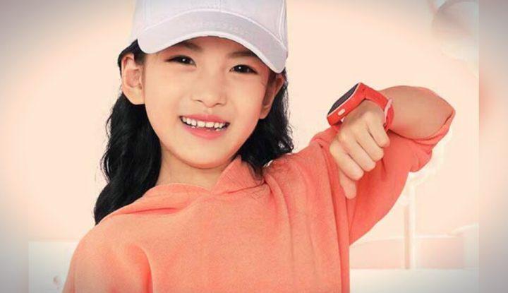 Xiaomi выпустил новые детские смартчасы Mi Rabbit 2S с цветным экраном за 199 юаней