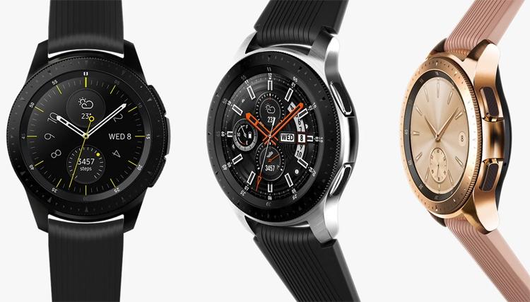 Коллекция Galaxy Watch