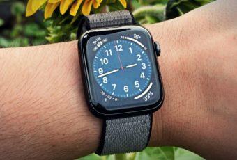 Для Apple Watch запатентована новая сенсорная кнопка Digital Crown (без Touch ID)