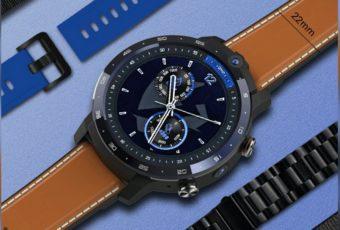 Lemfo Lem12 - новые китайские умные часы на стероидах