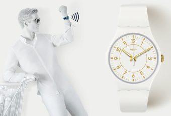 В России запущен платёжный сервис SwatchPAY от швейцарского бренда Swatch