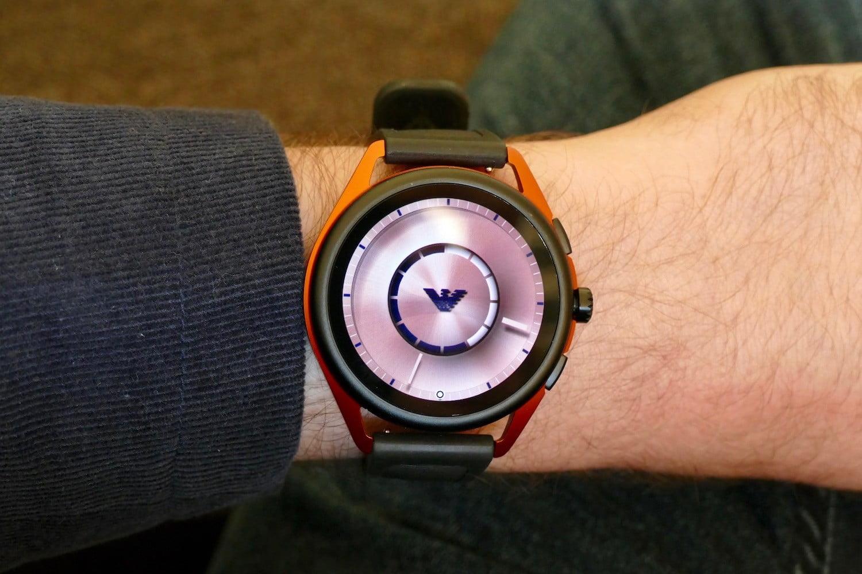 Emporio Armani Watch 3
