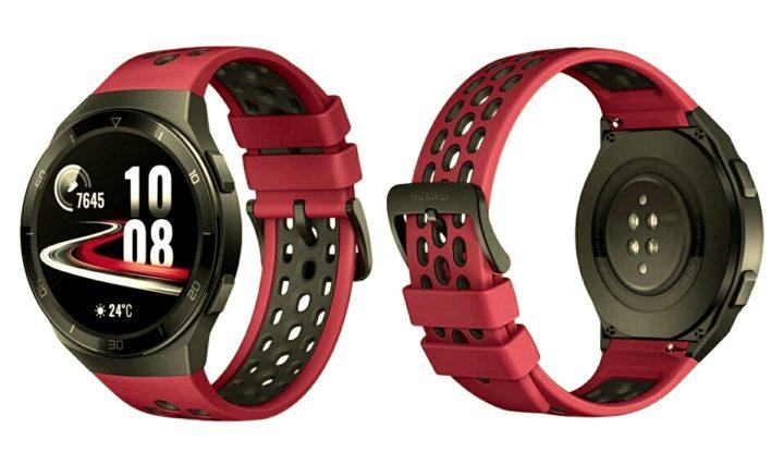 Утечка о смартчасах Huawei Watch GT2e