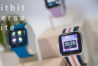 Fitbit Versa Lite - обзор самых дешёвых смартчасов компании Fitbit