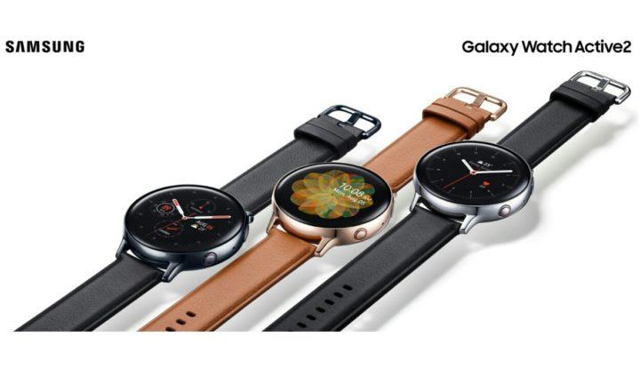 Обзор умных часов Galaxy Watch Active2 от Samsung