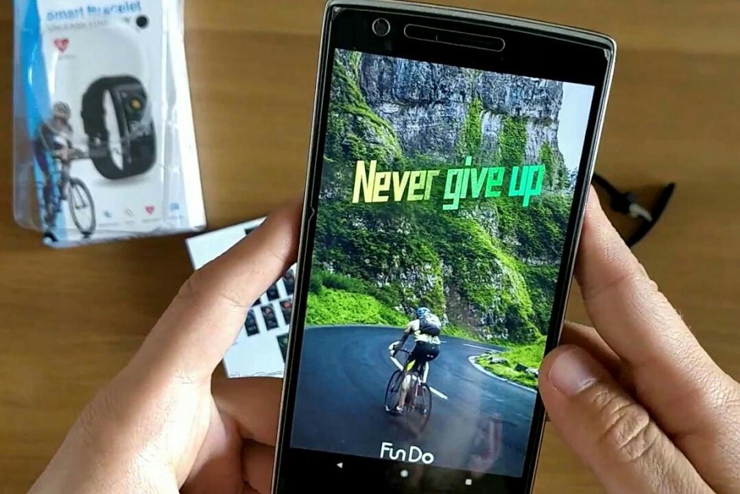 Запуск приложения FunDo