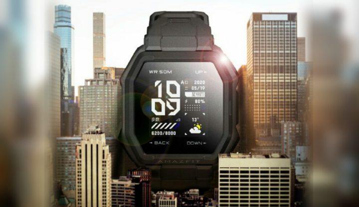 Amazfit Ares - умные часы для активного отдыха... или войны?