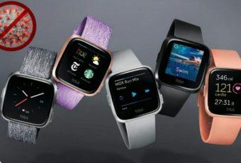 Fitbit работает над диагностикой COVID-19 до появления симптомов