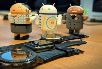 Google запатентовал технологию распознавания жестов для Wear OS