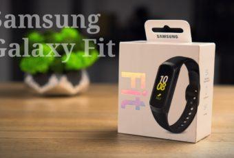 Обзор Galaxy Fit: Недорогой фитнес-браслет от Samsung