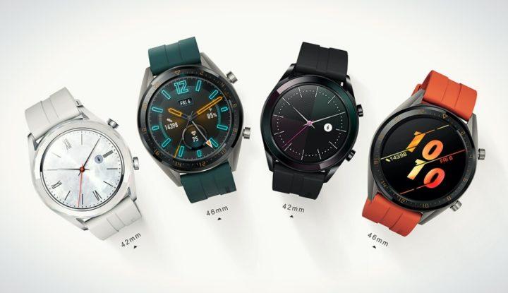 Осенью выйдут умные часы Huawei Mate Watch - новый конкурент Apple