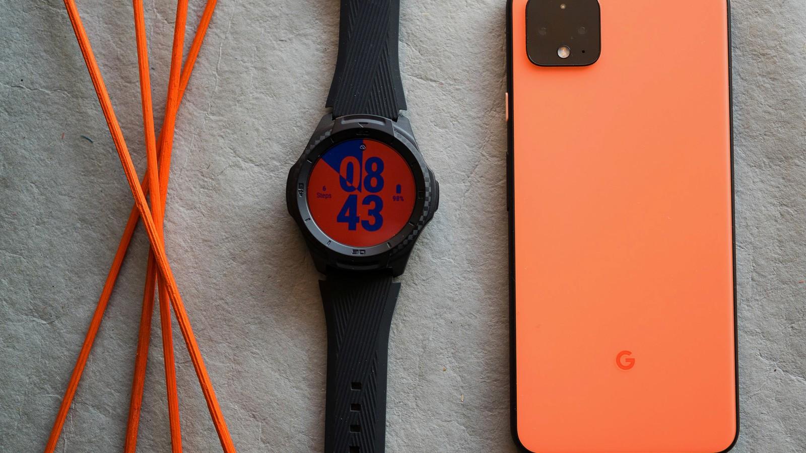 Синхронизация Wear OS и Android