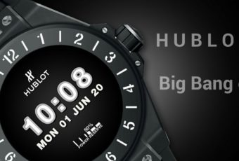 Big Bang e - смартчасы на Wear OS за 400 тыс. руб. от Hublot