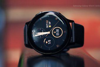 Горячая утечка о смартчасах Samsung Galaxy Watch 2