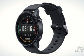Mi Watch Revolve - первые смартчасы Xiaomi для международного рынка