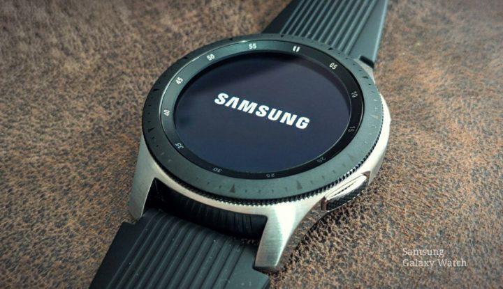 Опубликовано самое чёткое изображение Galaxy Watch 3