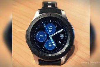 Samsung зарегистрировал в Таиланде смартчасы Galaxy Watch... 3