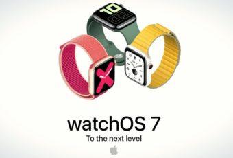 Все подробности о 7 версии ОС watchOS для часов Apple Watch