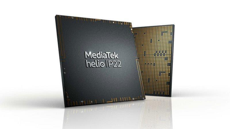 Процессор MediaTek Helio P22