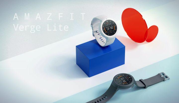 Amazfit Verge Lite - обзор бюджетных спортивных смартчасов