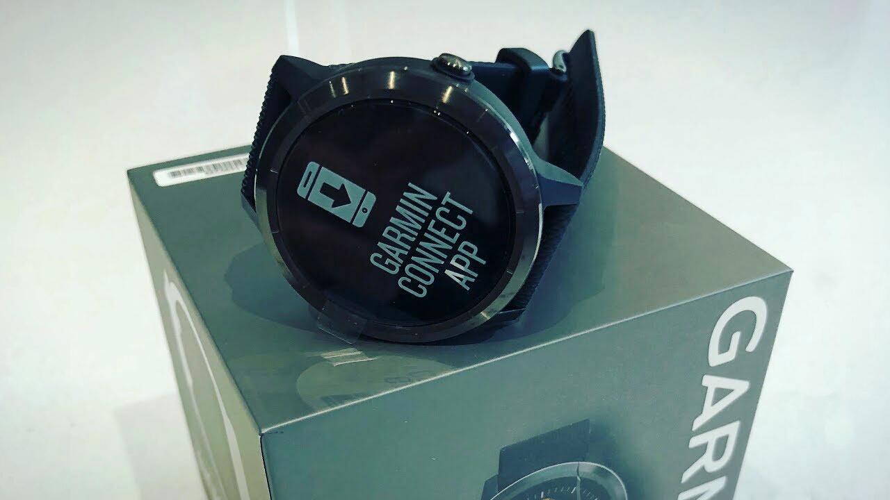 Часы Garmin Vívoactive 3 с GPS