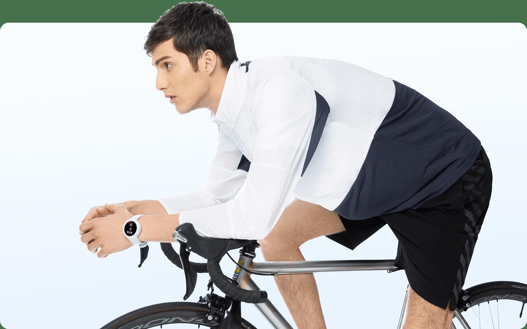 Отслеживание велоезды