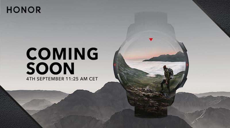 Новые часы Honor, постер 2