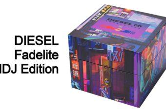 Эксклюзивные смартчасы DIESEL Fadelite от MDJ наконец-то в продаже