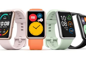Huawei Watch Fit - классные фитнес-часы с большим экраном