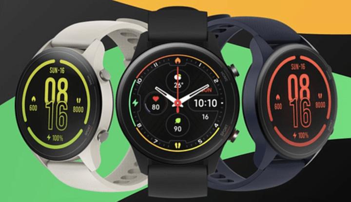 Часы Xiaomi Mi Watch наконец-то поступили в международную продажу