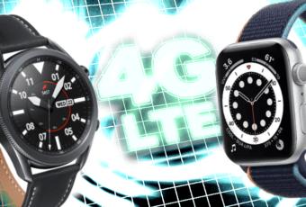 Лучшие умные часы с 4G/LTE