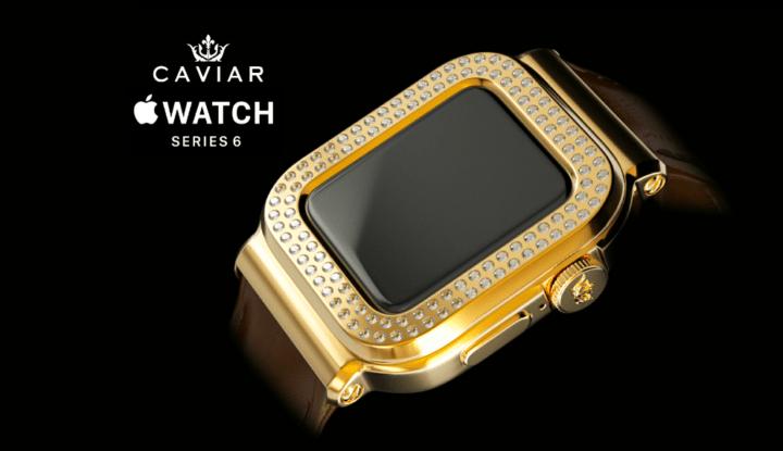 Apple Watch в золоте и алмазах за $45 тысяч для тех, кто привык к роскоши