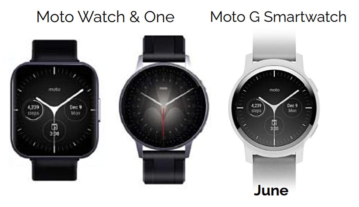 Новые смартчасы Moto