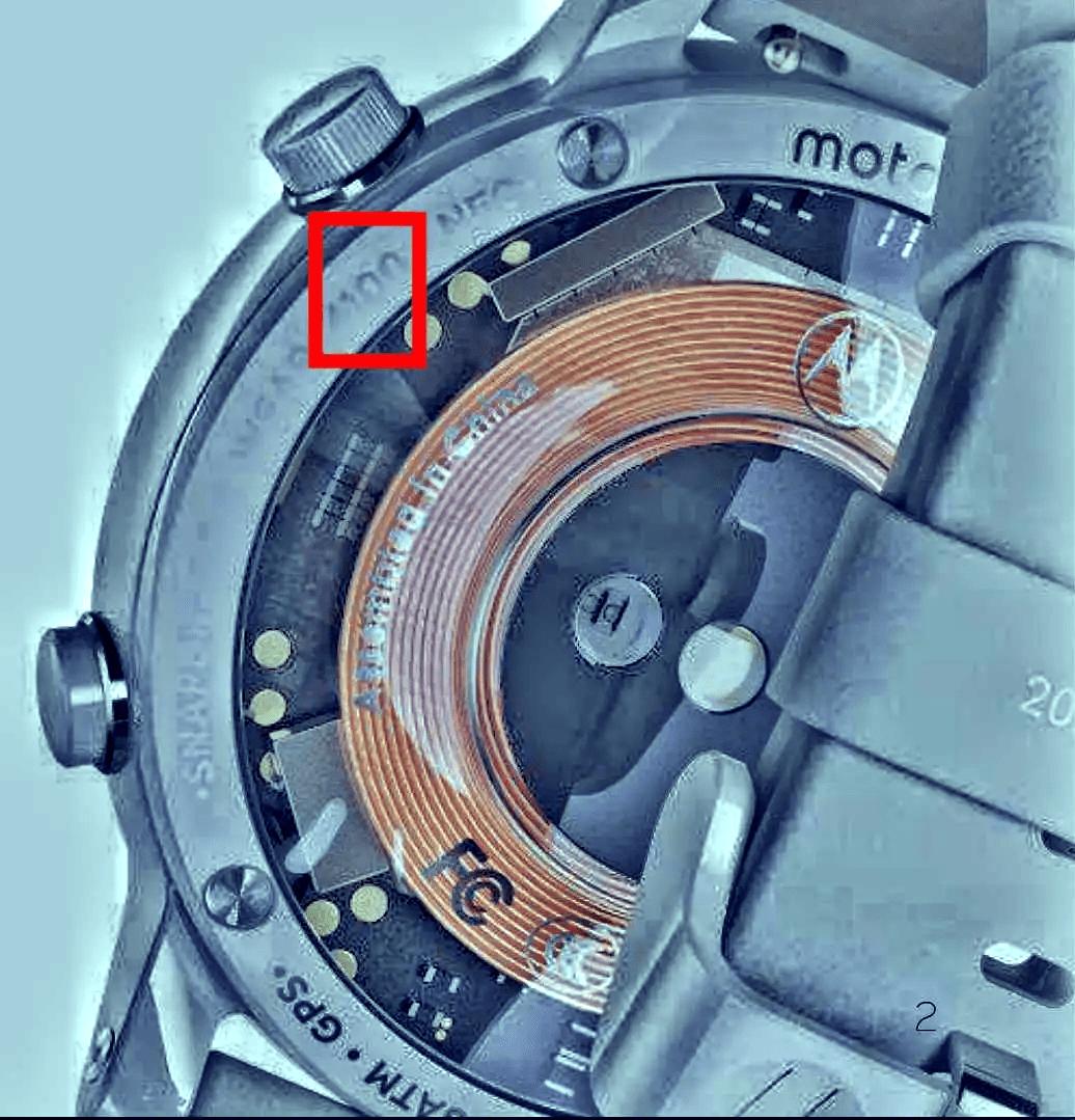 Moto G с Wear OS и SD4100
