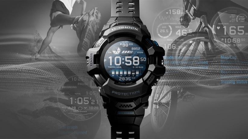 G-Shock с Wear OS