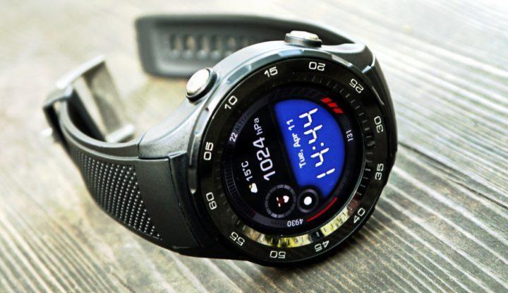 Первые часы Huawei на базе новой ОС Harmony будут представлены уже в июне