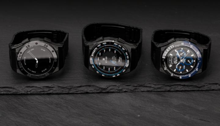 Теперь каждый может позволить себе Bugatti. По крайней мере в виде часов.