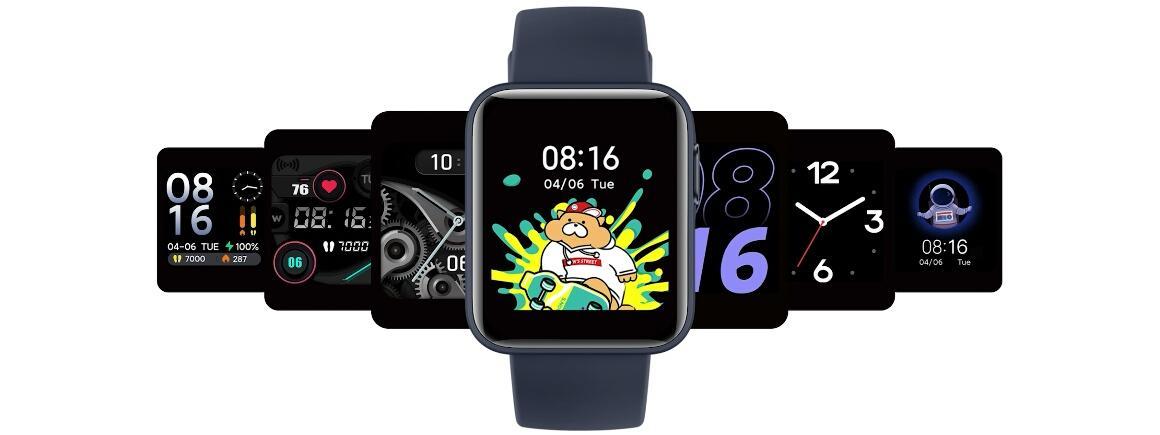 Циферблаты Xiaomi Mi Watch Lite